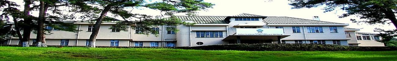 Indian Institute of Management - [IIM], Shillong