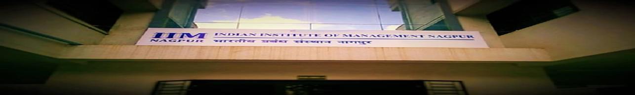 Indian Institute of Management - [IIM], Nagpur