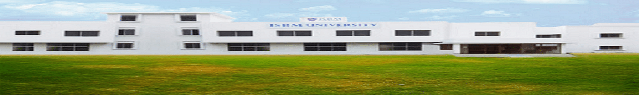 ISBM University, Raipur