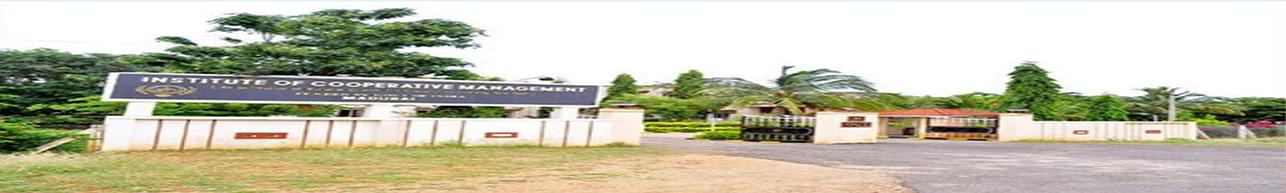 Institute of Cooperative Management - [ICM], Madurai
