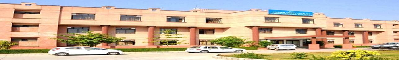 Jagan Institute of Management Studies - [JIMS], Jaipur