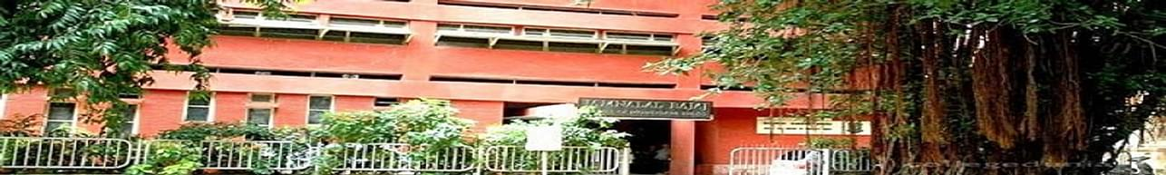 Jamnalal Bajaj Institute of Management Studies -[JBIMS], Mumbai - Photos & Videos