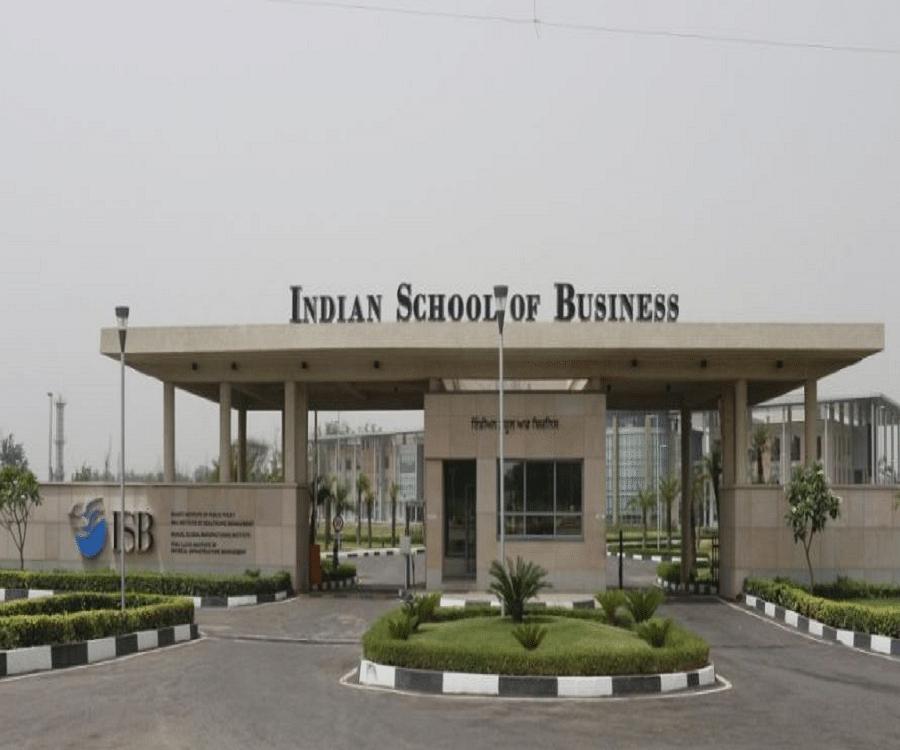 Indian School of Business - [ISB]