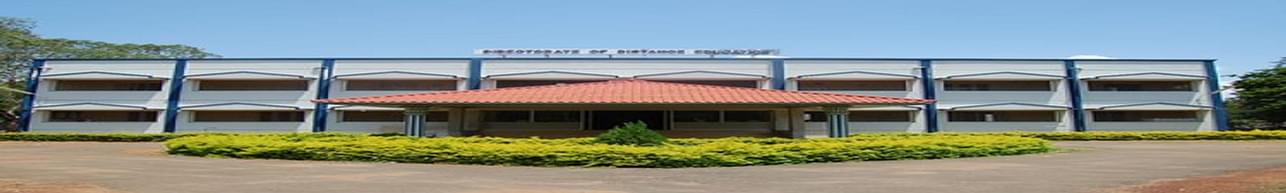 Alagappa University, Directorate of Distance Education - [DDE], Karaikudi - News & Articles Details