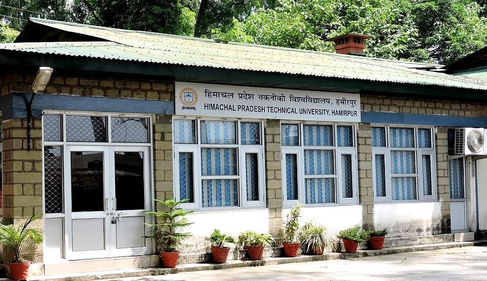 Himachal Pradesh Technical University - [HPTU]