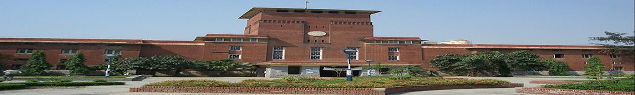 Ramanujan college, New Delhi