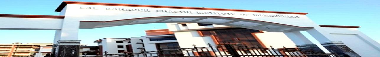 Lal Bahadur Shastri Institute of Management - [LBSIM], New Delhi - Course & Fees Details