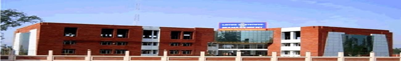 Lotus Institute of Management, Bareilly
