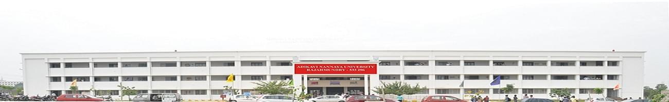 Adikavi Nannaya University, Rajahmundhry