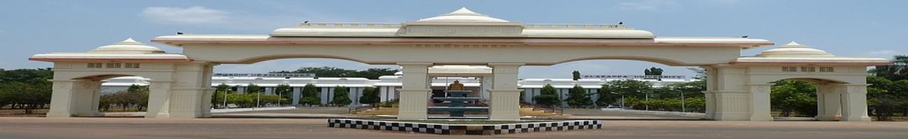 Alagappa University, Karaikudi