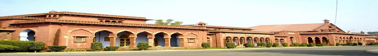 Aligarh Muslim University - [AMU], Aligarh - Course & Fees Details