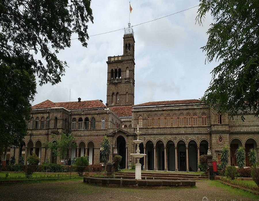 Savitribai Phule Pune University - [SPPU]