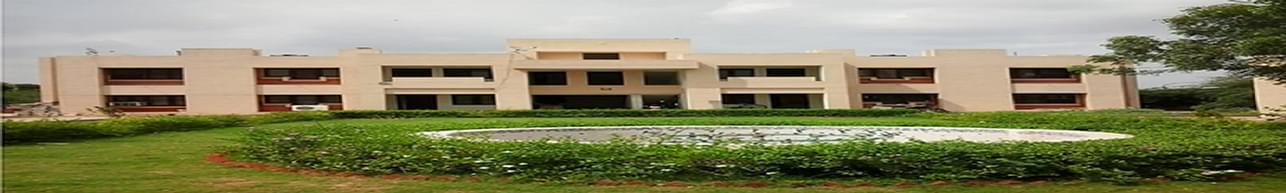 Institute of Advanced Research - [IAR], Gandhi Nagar