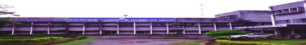 Biju Patnaik University of Technology - [BPUT], Rourkela
