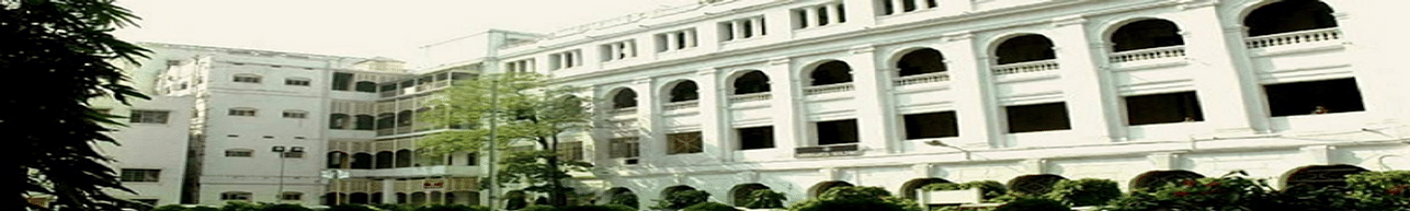 University of Calcutta, Kolkata - Course & Fees Details