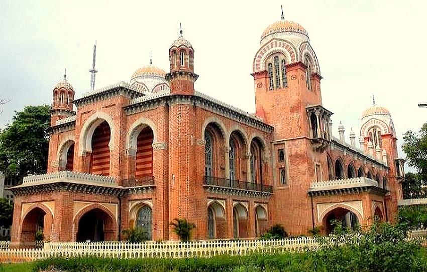 University of Madras, Chennai - Courses, Fee Structure, Placements