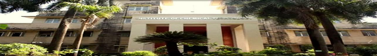 Institute of Chemical Technology - [ICT], Mumbai