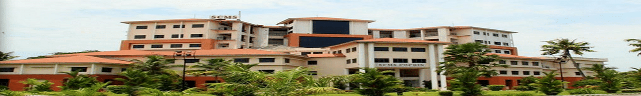 SCMS Cochin School of Business, Cochin - Course & Fees Details