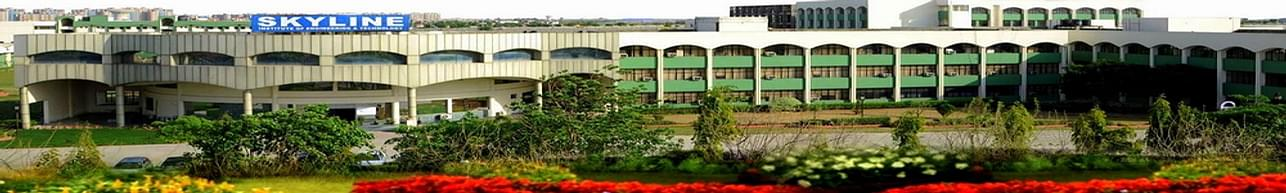 Skyline Institute of Engineering and Technology - [SIET], Greater Noida - Course & Fees Details