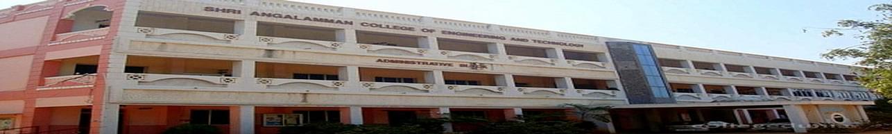 Shri Angalamman College of Engineering and Technology, Thiruchirapalli