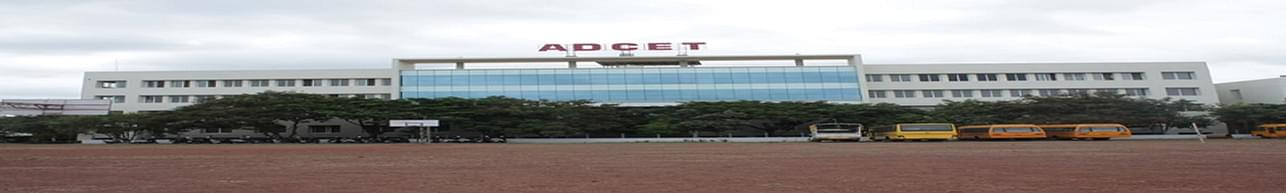 Annasaheb Dange College of Engineering & Technology - [ADCET], Sangli