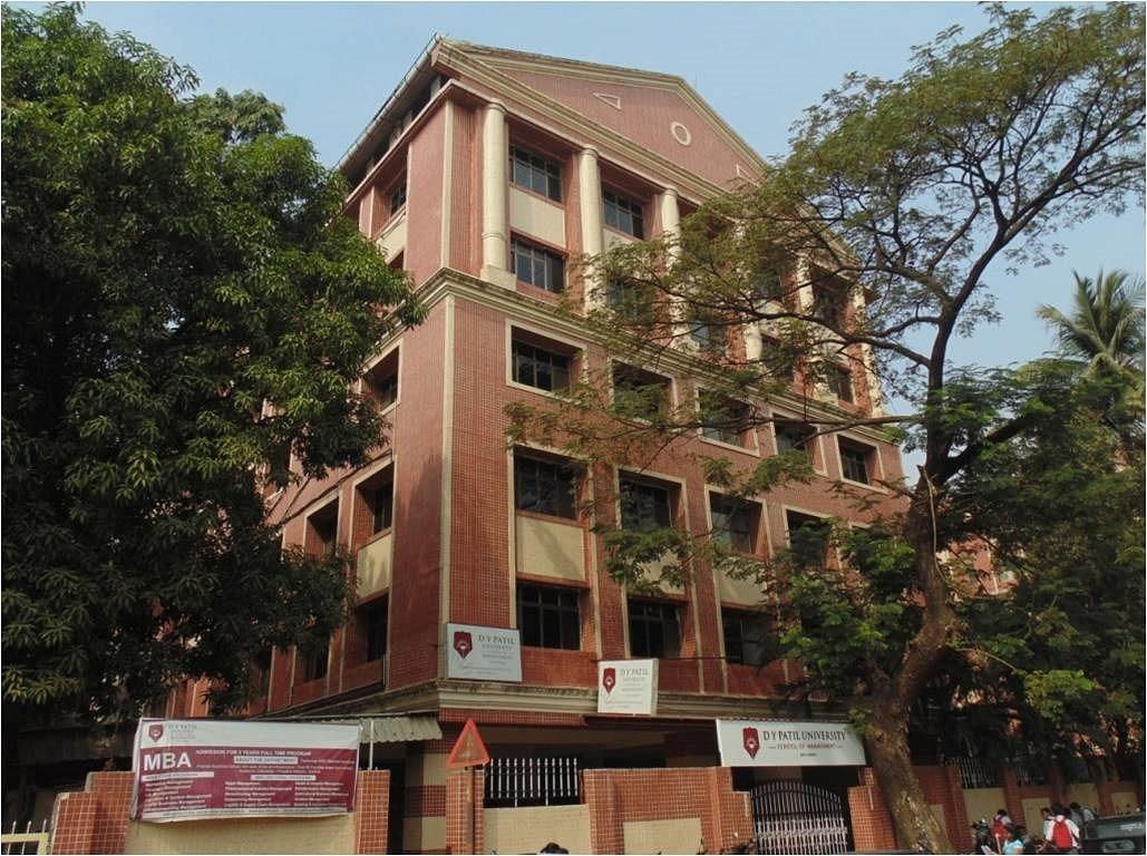 DY Patil University's School of Management - [DYPUSM]