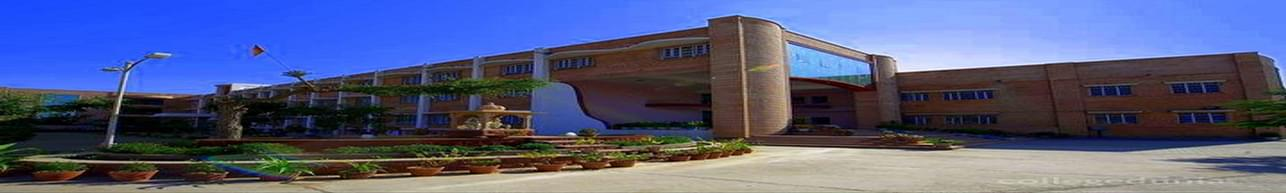 Shri Lal Bahadur Shastri Engineering College - [SLBS], Jodhpur - Course & Fees Details