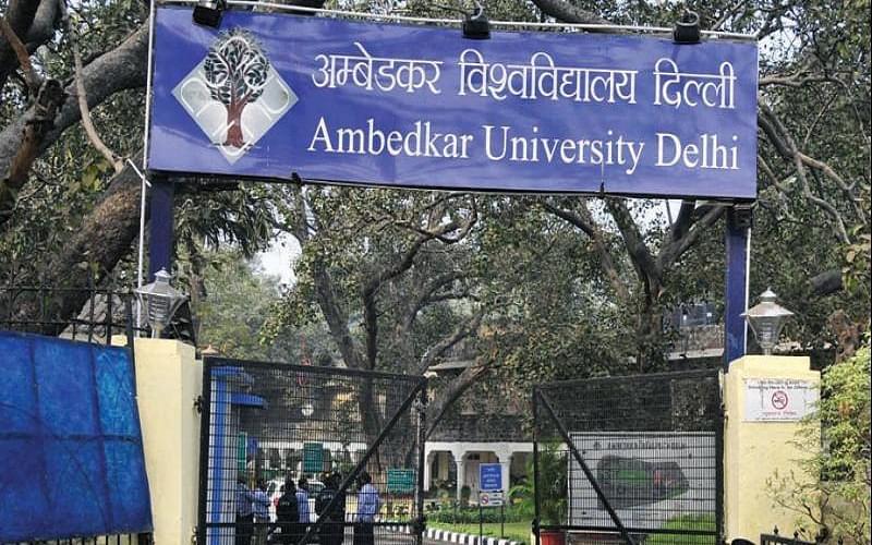 Ambedkar University Delhi - [AUD]
