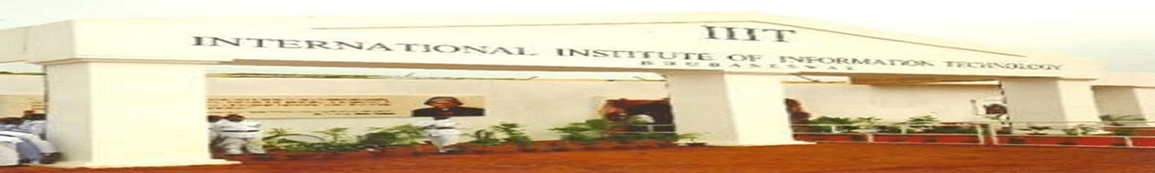 International Institute of Information Technology - [IIIT], Bhubaneswar
