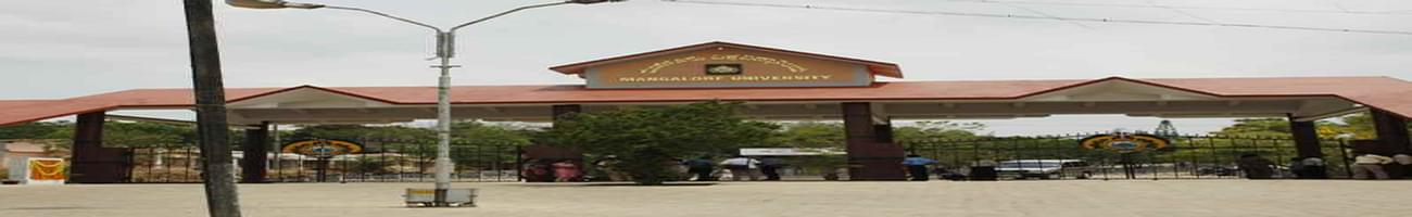 Mangalore University, Mangalore