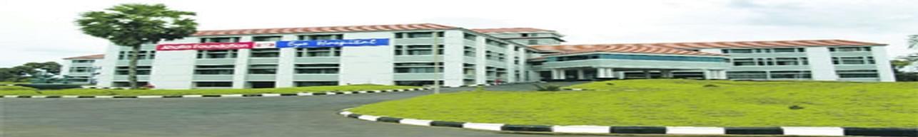 Ahalia School of Pharmacy - [ASP], Palakkad