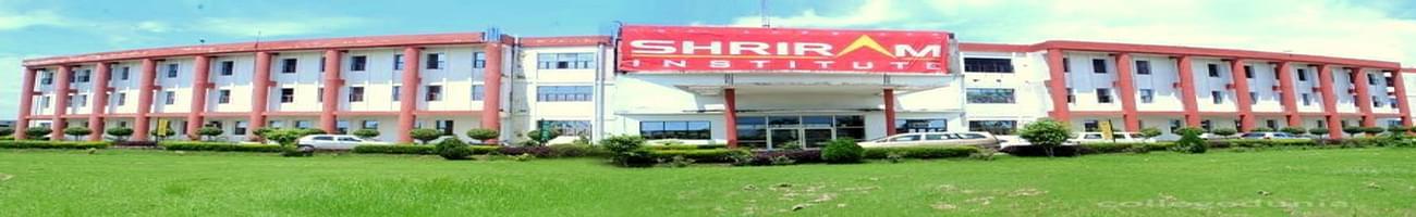 Shri Ram Institute of Technology - [SRIT], Meerut