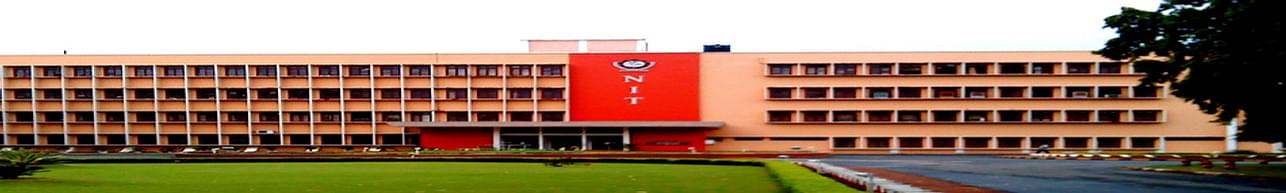 National Institute of Technology - [NIT], Rourkela - Admission Details 2020