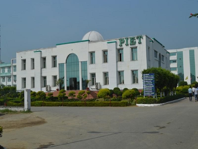 Panipat Institute of Engineering & Technology - [PIET]