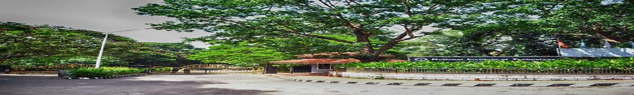 National Institute of Technology - [NITC], Calicut