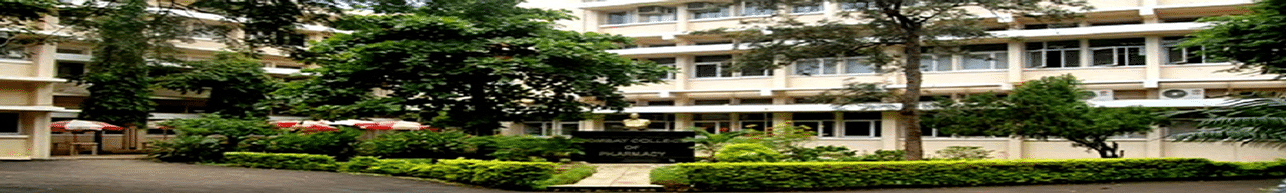 Bombay College of Pharmacy - [BCP], Mumbai