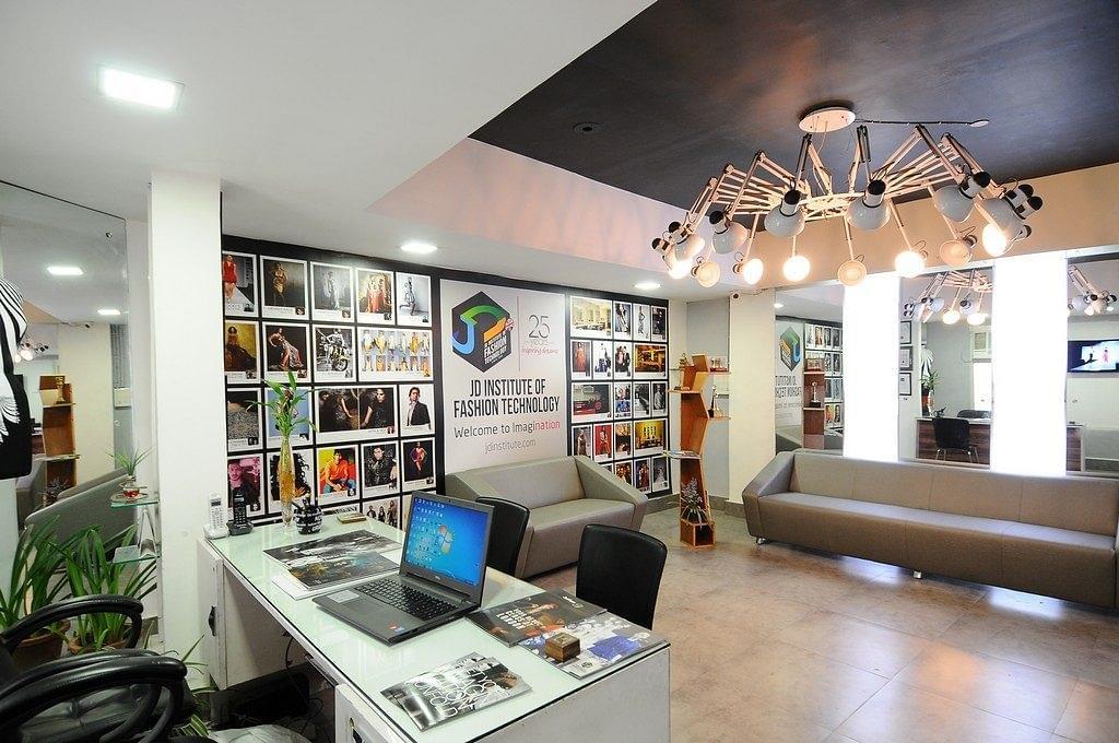 JD Institute of Fashion Technology Hauz Khas