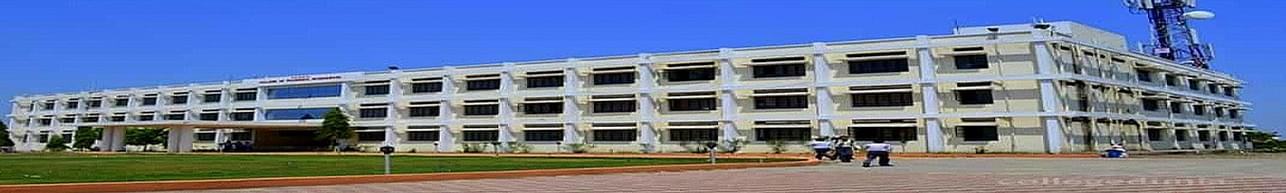 Shri Vithal Education and Research Institute College of Engineering - [SVERI], Solapur