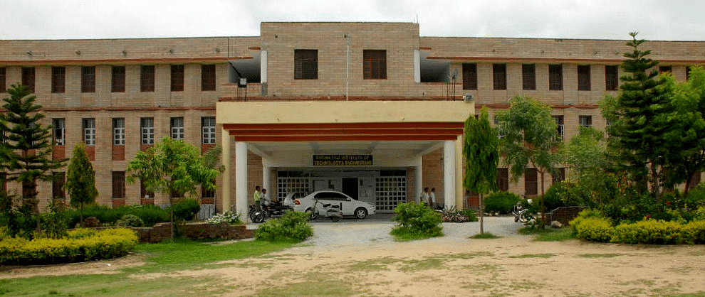Shrinathji Institute of Technology and Engineering - [SITE]
