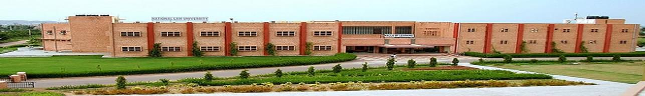 National Law University - [NLU], Jodhpur - Course & Fees Details