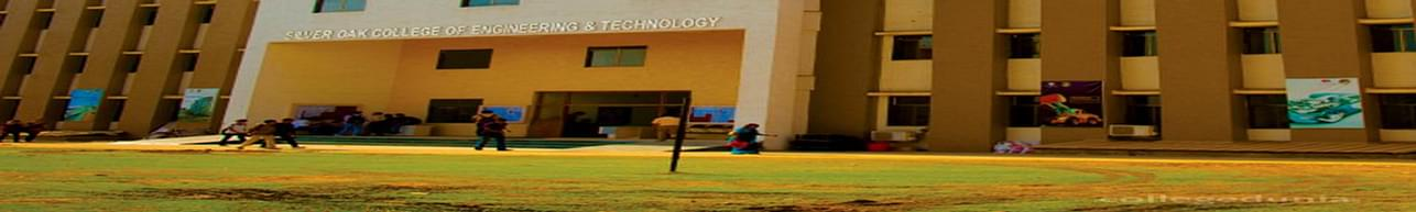 Silver Oak College of Engineering and Technology - [SOCET], Ahmedabad