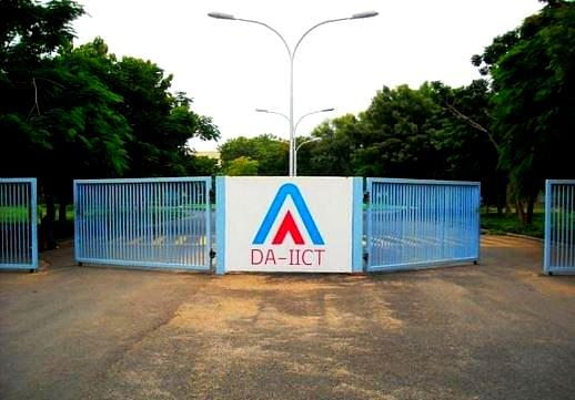 Dhirubhai Ambani Institute of Information and Communication Technology - [DA-IICT]