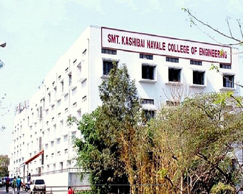 Smt Kashibai Navale College of Engineering - [SKNCOE] Vadgaon