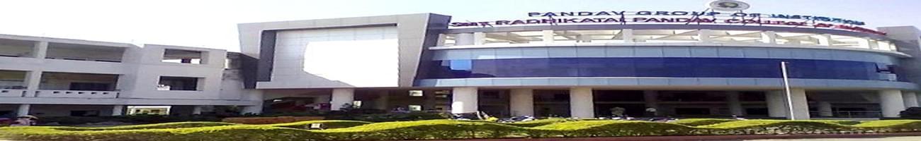 Smt Radhikatai Pandav College of Engineering -[SRPCE], Nagpur