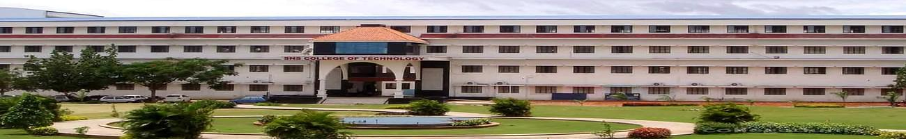 SNS College of Technology - [SNSCT], Coimbatore