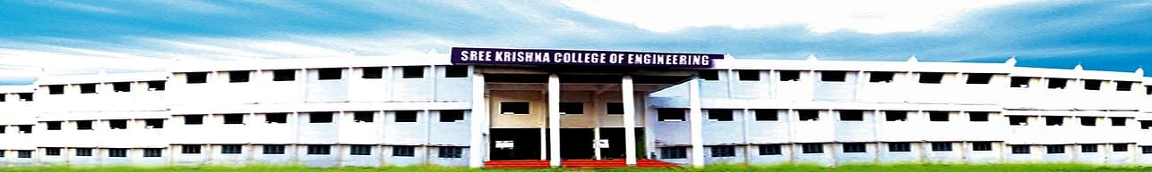 Sree Krishna College of Engineering - [SKCE], Vellore