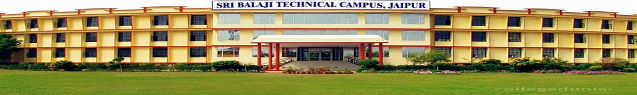 Sri Balaji College of Engineering and Technology - [SBCET], Jaipur