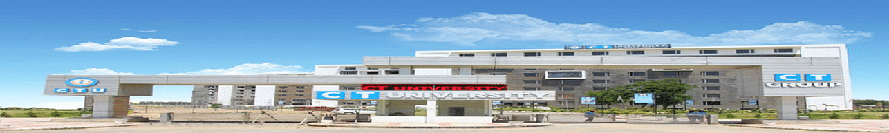 CT University - [CTU], Ludhiana