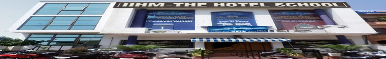 International Institute of Hotel Management - [IIHM], Jaipur