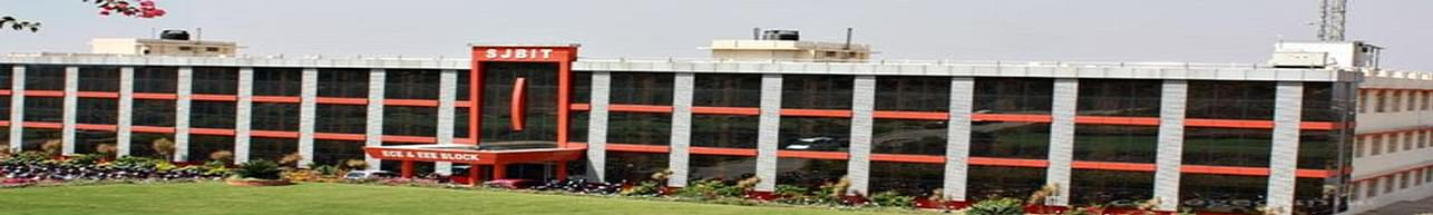 SJB Institute of Technology - [SJBIT], Bangalore - Course & Fees Details